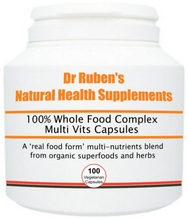 Natural Multivitamins