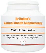 Multi-Flora complete Probiotics