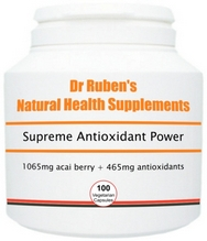 Supreme Antioxidant Power with Acai