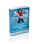 Online 71/2 Secrets to Optimal health and Boundless Energy Course